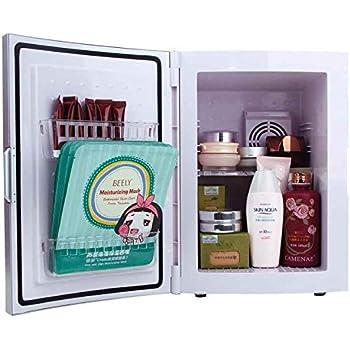 Joyikey Worlds Best Cosmetic Cooler Fridge Thermometer Digital 7 Litre Amazon Co Uk Kitchen Home