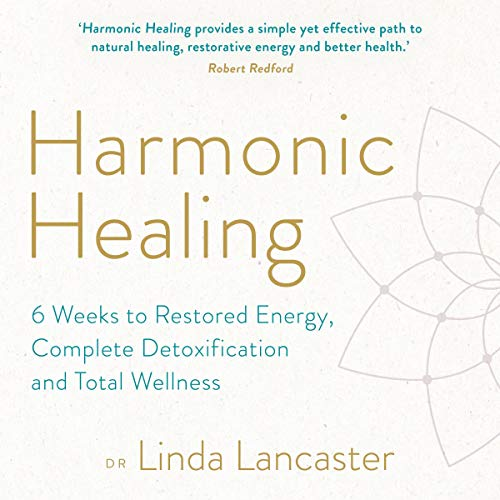 Harmonic Healing audiobook cover art