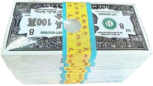 GL-GDD 1000PCS Ancestre Dinero Joss Papel Dinero Ghost Dinero Cada país Joss Paper Money (Color: a)-A