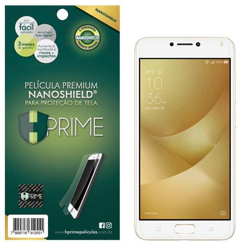 Pelicula HPrime NanoShield para Asus Zenfone 4 Max ZC554KL, Hprime, Película Protetora de Tela para Celular, Transparente
