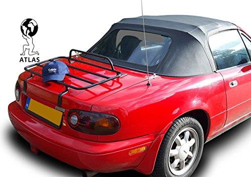 Atlas Mazda MX-5 NA Gepäckträger - Black Edition 1989-1998