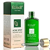 Acne Treatments Serum,Acne Spot Treatment Tea Tree Clear Skin Serum for Clearing Severe Acne, Breakout, Pimple, and Repairing Skin