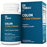 Dr Tobias Colon 14 Day Quick Cleanse - Supports Detox & Increased...