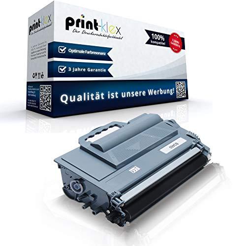 Print-Klex Alternative XXL Tonerkartusche für Brother HL-L 5000D HL-L 5100DN HL-L 5100DNT HL-L 5100DNTT HL-L 5000 D HL-L 5100 DN HL-L 5100 DNT HL-L 5100 DNTT TN3480 TN 3480 - Color Office Serie