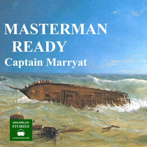 Masterman Ready cover art