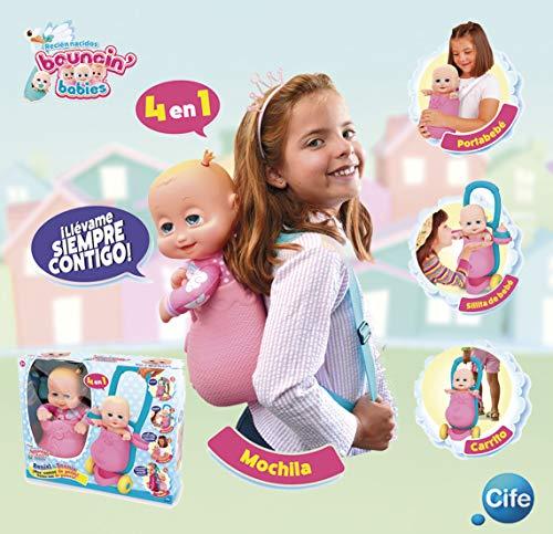 Bouncing Babies- Recién Nacidos - Nos Vamos de Paseo,