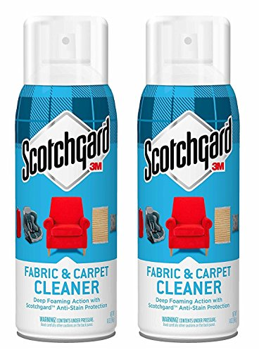 2 x Scotchgard Sofa Fabric & Upholstery Cleaner Protector