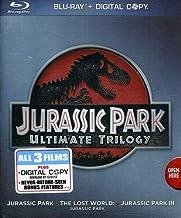 Jurassic Park Ultimate Trilogy (3 Blu-Ray) [Edizione: Stati Uniti] [USA] [Blu-ray]