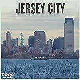 Jersey City 2021 Calendar: Official New Jersey Wall Calendar 2021, 18 Months