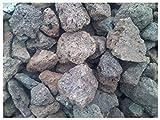 Der Naturstein Garten 12,5 kg Grill Lava Steine 16-32 mm - Gasgrill Elektrogrill BBQ Lavastein - Lieferung KOSTENLOS