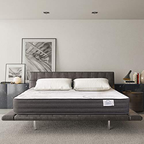Lisabed Flex | Colchón Lisa-Flex 150 x 190 cm | Viscoelástico de Grafeno de Alta Densidad | Reversible (Invierno/Verano) | 26 cm (+/- 2 cm)