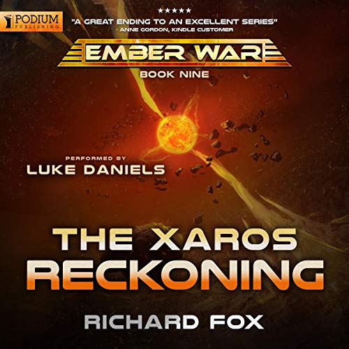 The Xaros Reckoning cover art