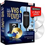Best VHS To DVD Converters - Roxio Easy VHS to DVD 3 Plus Review