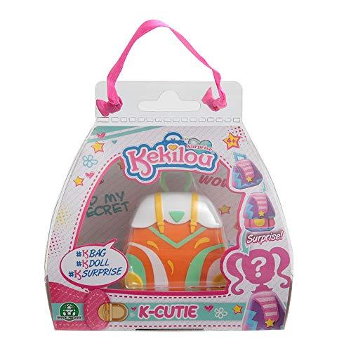 bambola kelly Giochi Preziosi - Kekilou K-Cutie Blister Singolo