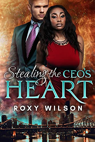 Stealing the CEO's Heart: A BWWM Office Romance (The McDougalls Book 1)