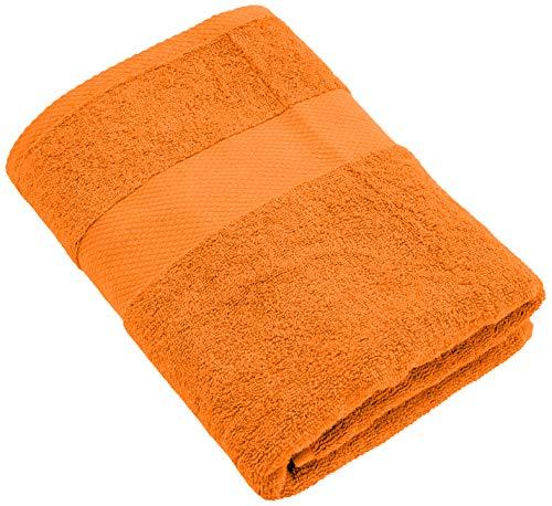 Bassetti Ospite, handdoek, oranje, 60 x 110