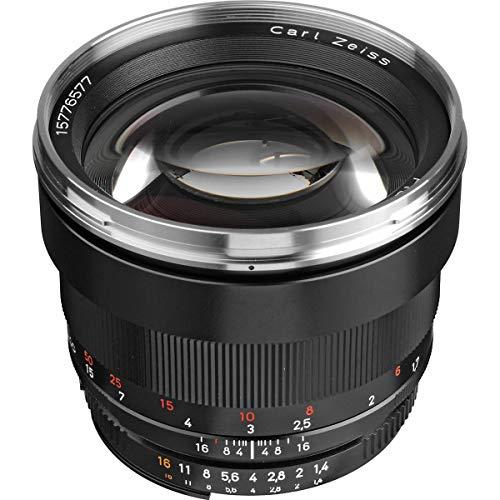 Carl Zeiss 85 mm/F 1,4 PLANAR T* ZF Objektiv (Nikon F-Anschluss)