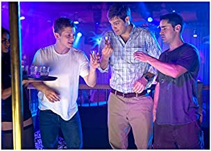 I Hope They Serve Beer in Hell Jesse Bradford as Drew, Geoff Stults as Dan, and Matt Czuchry as Tucker Shots 8 x 10 inch photo
