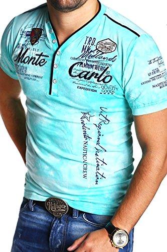 MT Styles 2in1 T-Shirt P-Extend Polo R-2892 [Grün, XL]