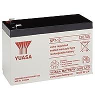 Yuasa 12V 7AH Battery Toy Car Electric Bike Feber Peg Perego Injusa