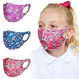 L.O.L. Surprise! Mundschutz Maske, 3er Pack Maske Schutzmaske, Bequem Mundschutz Kinder mit Lol...