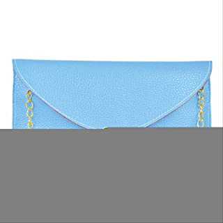 AMVBF Women Envelope Satchel Shoulder Tote Handbag Clutch Messenger Crossbody Bag