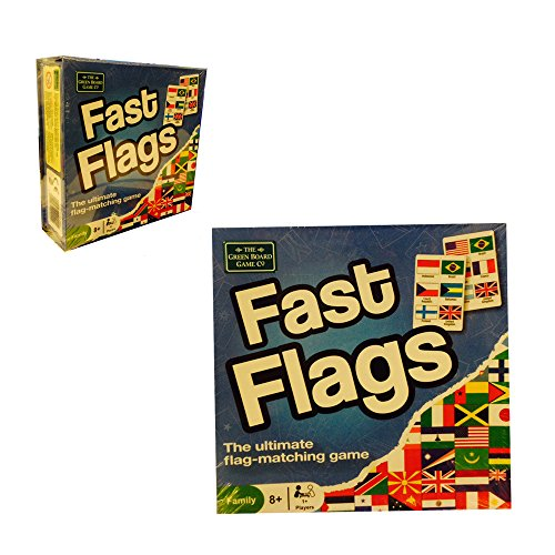 """Fast Flags - Gioco in Scatola """"Bandiere"""""""
