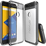Ringke Fusion Compatible with Nexus 6P Case, Crystal Clear
