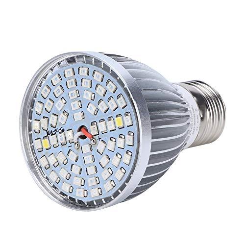 60 W 60 LED de Espectro Completo Plantas Crecer Bombilla para la Planta Hydrokultur Flores Plantas Cultivo 85 – 265 V Mejorar Fotosíntesis