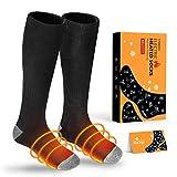 Balhvit Upgraded Two Sides Heated Socks for Men Women, Up to 12...