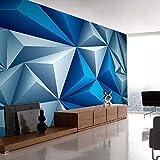Fotomurales,Moderno Fondo De Pantalla Azul Azul Azul Rombo Patrón Personalizado Tamaño Personalizado 3D Mural Papel Pintado Pared Pared Pintura Sala De Estar Restaurante Bar Ktv Foto Pared Papel,28
