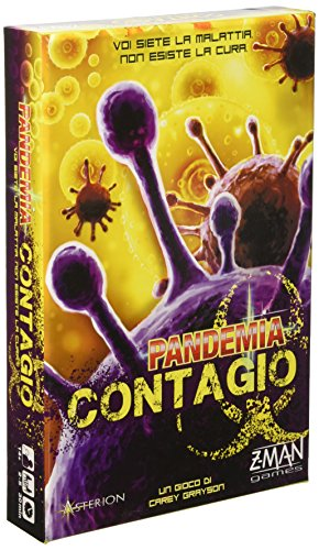 Asterion 8387–Pandemia: Contagio, Ed. Italiana