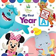 "Disney Baby My First Year: Record and Share Baby's ""Firsts"""