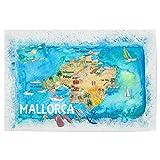 artboxONE Poster 60x40 cm Reise Majorca Spain Illustrated