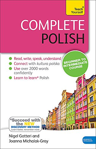Compare Textbook Prices for Complete Polish Beginner to Intermediate Course: Learn to read, write, speak and understand a new language Teach Yourself Complete Courses 3 Edition ISBN 9781444195286 by Michalak-Gray, Joanna,Gotteri, Nigel