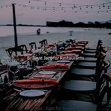 Trio Jazz - Bgm for Restaurants