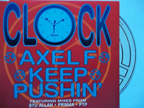 Axel F/Keep pushin' [Single-CD]