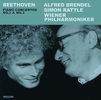 Beethoven: Piano Concertos Nos.2 & 3