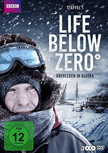 Life Below Zero° - Überleben in Alaska: Staffel 1 [3 DVDs]