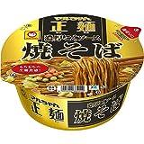 マルちゃん正麺 カップ 濃厚こくソース焼そば 132g ×12食