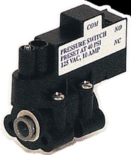 AquaTec Tank Pressure Shut-off Switch 80 psi 3/8