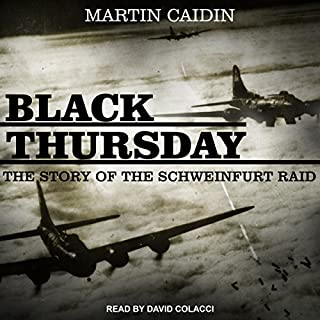 Black Thursday audiobook cover art