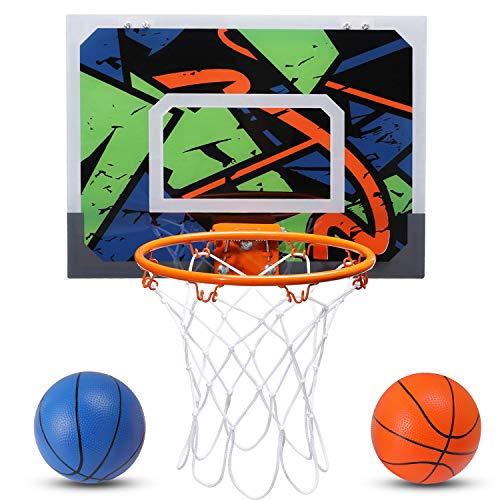 Tikitaka Pro Mini Basketballkorbset für Kinder - 16