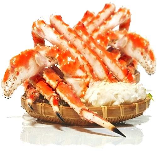 タラバガニ 脚 天然 ボイル たらばがに 足 特大 1.5kg 2-2肩半前後 焼きガニ かに鍋 良品選別済 蟹 かに 訳あり