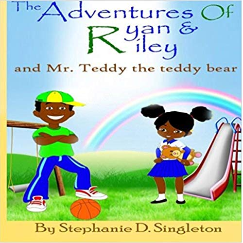The Adventures of Ryan & Riley and Mr. Teddy the Teddy Bear audiobook cover art
