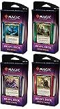 Magic The Gathering MTG Throne of Eldraine: All 4 Brawl Decks!
