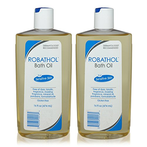 Robathol Bath Oil 16 Oz (2 Pack)