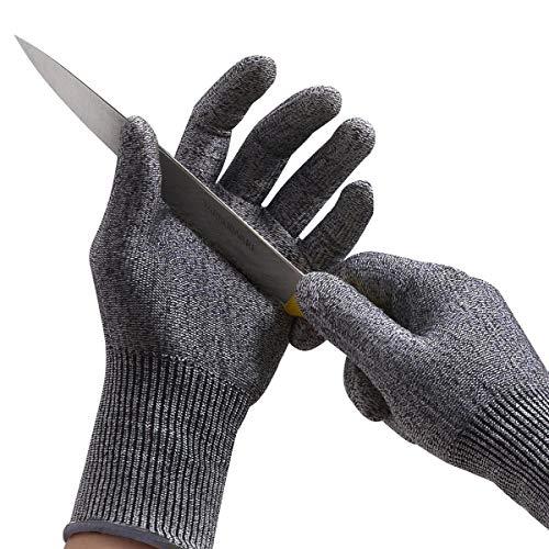 Astunner Cut Resistant Gloves for Safety Kitchen Work, Food Grade...