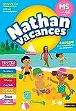 Cahier de Vacances 2021 de la Moyenne Section vers la Grande Section - Maternelle 4/5 ans