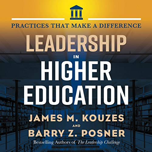 Couverture de Leadership in Higher Education: Practices That Make a Difference